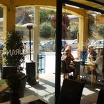 A great location for a Sunday lunch with friends