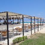 One of many beach bars