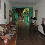 Charming hallway