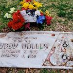 Buddy Holly Gravesite