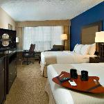 Clean and comfortable rooms with friendly Staff