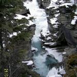 Athabasca Falls 3, jasper National Park 1003-22