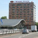 Crowne Plaza Hotel and Lille Europe Train Station, Lille, France