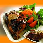 Ribs or Chicken to go!