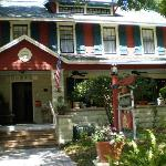 Foto de Dickens House Bed and Breakfast
