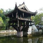 Hanoi - Einsäulenpagode