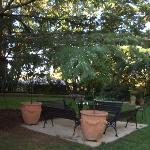 Bishops Court garden