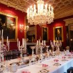 The State Dining Room at Chatsworth