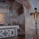 Altro angolo della chiesa sottostante