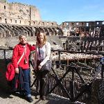 Tour of Ancient Rome with Valeria