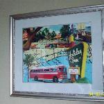 Holiday Inn wall art