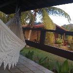 hammock at the veranda