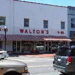 WalMart Visitors Center