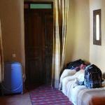 Entrada habitacion Mogador