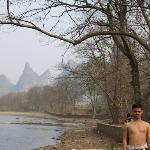 Breathtaking view during Yangdi-XingPing Hiking