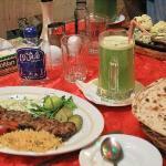 Day 28 Shiraz 76 Kebab Lunch Sharzeh Traditional Restaurant