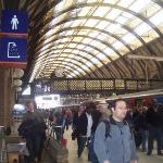 Kings Cross Station London, England