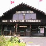 Salt and Pepper Shaker Museum Aufnahme