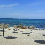 la plage du sultan beach