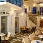 Skandinavian bar-Mykonos Club