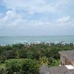 Partial Ocean Room View