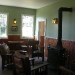 Sitting Room in main lodge
