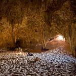 Djarra caves
