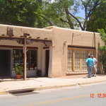 Palacio Cafe - Santa Fe, NM