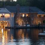 Romantic Boathouse Bed and Breakfast on Lake George