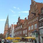 Luneburg, Lower Saxony, Germany