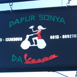 صورة فوتوغرافية لـ Dapur Sonya da Vespa