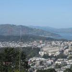 San Francisco from the Twin Peaks