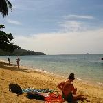 The beach v.2