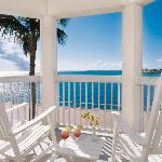 Balcony of Oceanfront Guestroom at The Margaritaville Key West Resort & Marina