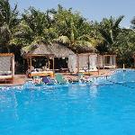 piscine où il y des activités