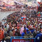Haridwar on 14th April