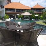 Villa Dianna. 16 rooms and 3 private villas. Beautiful pool!!