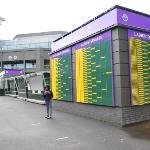 Wimbledon Lawn Tennis Museum ภาพถ่าย