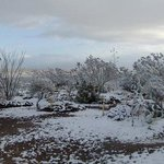 Winter at Boot Hill