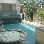 la piscina privada