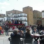 Plaza Mayor- Semana Santa y procesiones