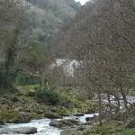 Watersmeet - nearby beauty spot
