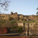 Ranthambore fort.