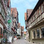 street view in Bad Wimpfen