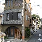 Kojinmari our room on top floor