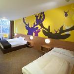 Familienzimmer 3 Betten B&B Hotel Göttingen
