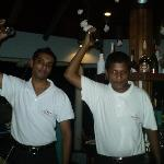 Amazing staff (Vishal and Nitesh)