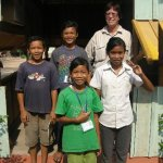 Friends at The Chres Village Orphanage