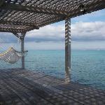 Mata Chica dock