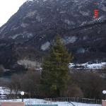 Vue du Club l'hôtel Lago di Tenno 2